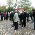 Gedenkfeier, Kagran 2004 (Foto: Archiv Personenkomitee)