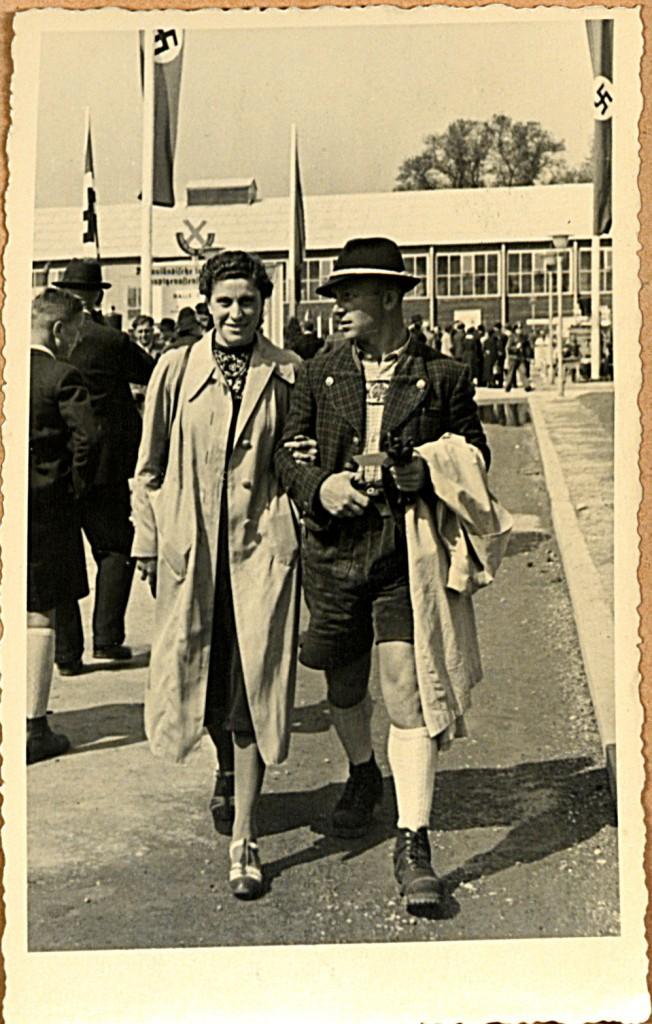 Anton und Margarete Tischler, undatiert. Quelle: Österreichisches Staatsarchiv/Archiv der Republik