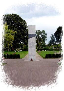 Denkmal am Wiener Zentralfriedhof (Gruppe 40)