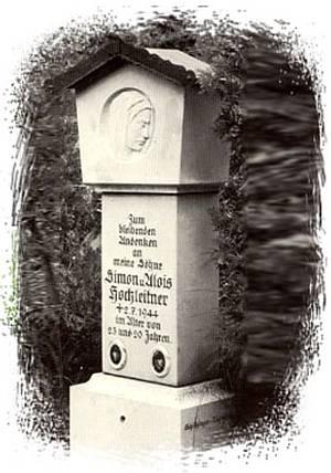 Altes Denkmal in Goldegg im Pongau (Salzburg) / Foto: Archiv Michael Mooslechner