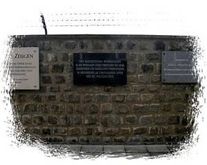 Gedenktafel in der Gedenkstätte Mauthausen / Foto: KZ-Gedenkstätte Mauthausen