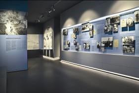 Blick in die neue Dauerausstellung der Gedenkstätte Deutscher Widerstand Quelle: museumsportal-berlin.de