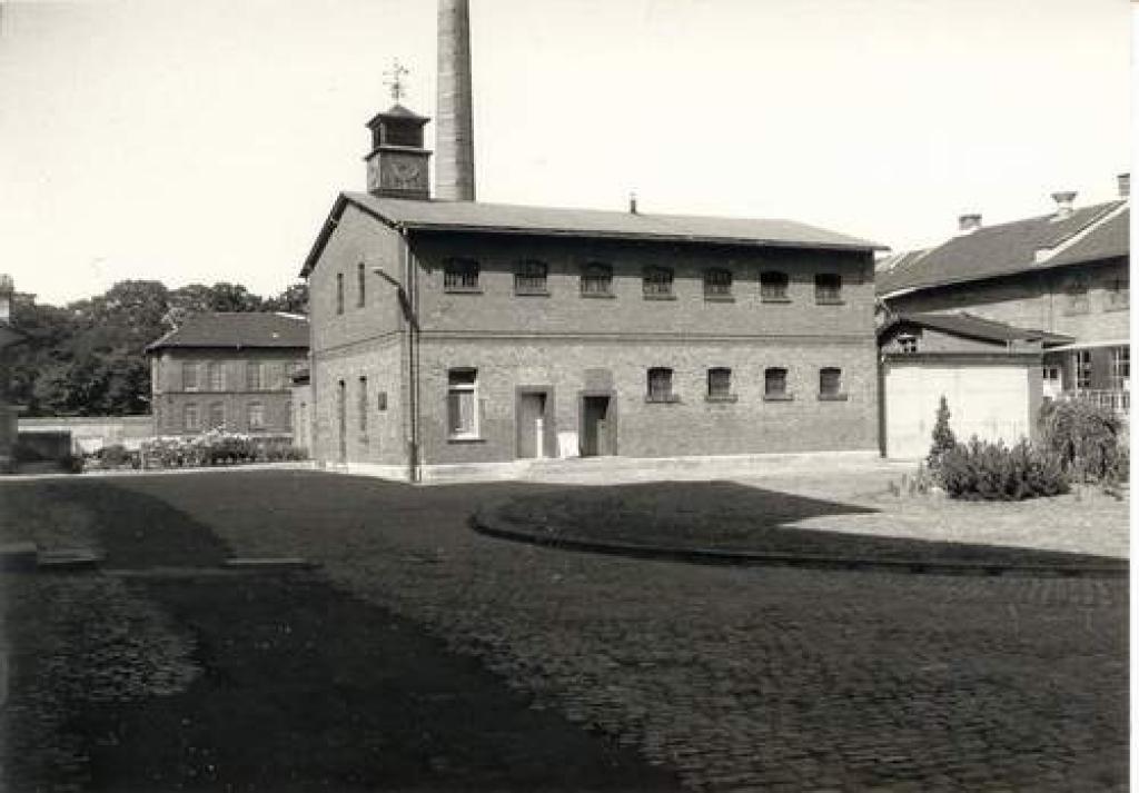 Hinrichtungsstätte im Wolfenbüttler Gefängnis Foto: www.forum-justizgeschichte.de