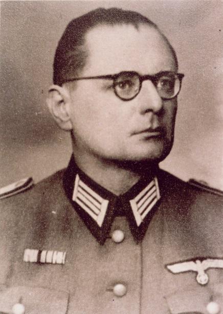 Portraitaufnahme Adalbert von Springers, undatiert.  Quelle:Privatarchiv Hofrat Dr. Kurt Seidl, Wien