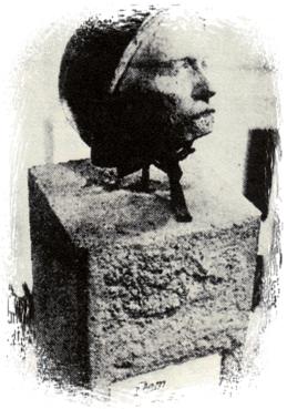 Denkmal in Bremen/Vegesack / Foto: Geschichtswerkstatt, Heft 22