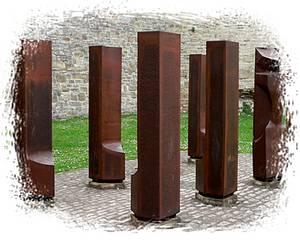 Denkmal in Erfurt / Foto: Privatarchiv Eckart Schörle, Erfurt