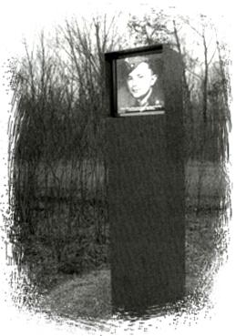 Denkmal in Ingolstadt / Foto: Privatarchiv Stefan Sauer