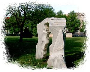 Denkmal in Potsdam / Foto: www.potsdam.de