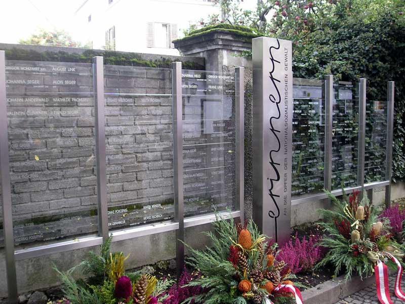 Denkmal in Villach/Beljak / Foto: Verein kärnöl
