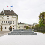 Kanzlei des Bundespräsidenten und Deserteursdenkmal, Ballhausplatz, Wien 2014 (Foto: Iris Ranzinger/KÖR)