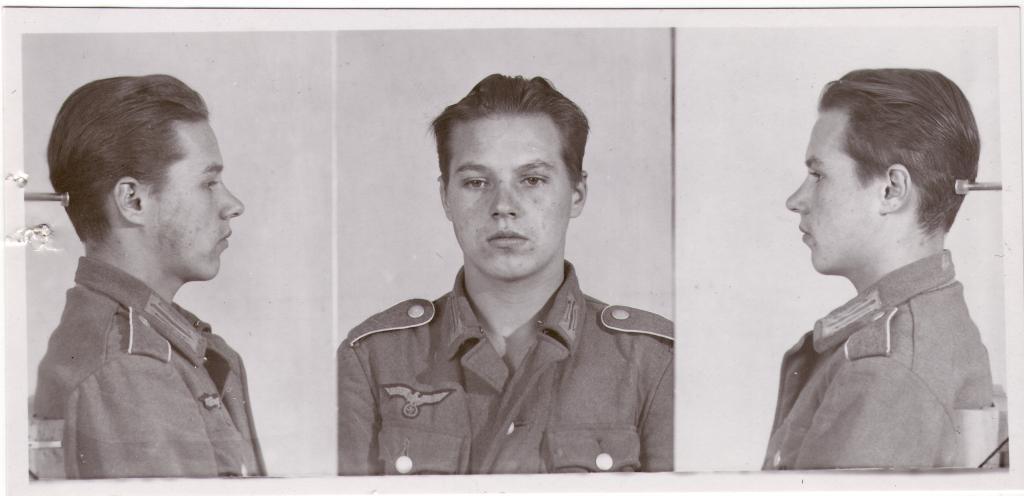 Foto der Gestapo von Anton Reschny (1927-1997), Wien 1944: Quelle: Sammlung Wüllner (Stiftung Gedenkstätten Sachsen-Anhalt)