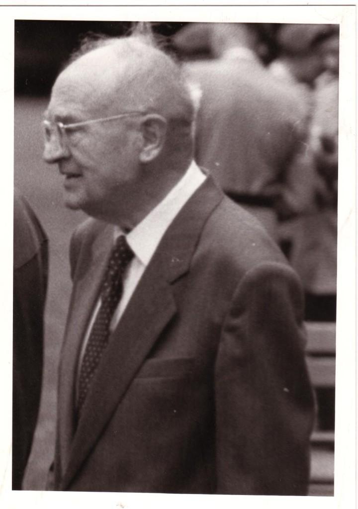 Foto Erich Schwinge, Marburg, 8. September 1991:  Quelle: Geschichtswerkstatt Marburg