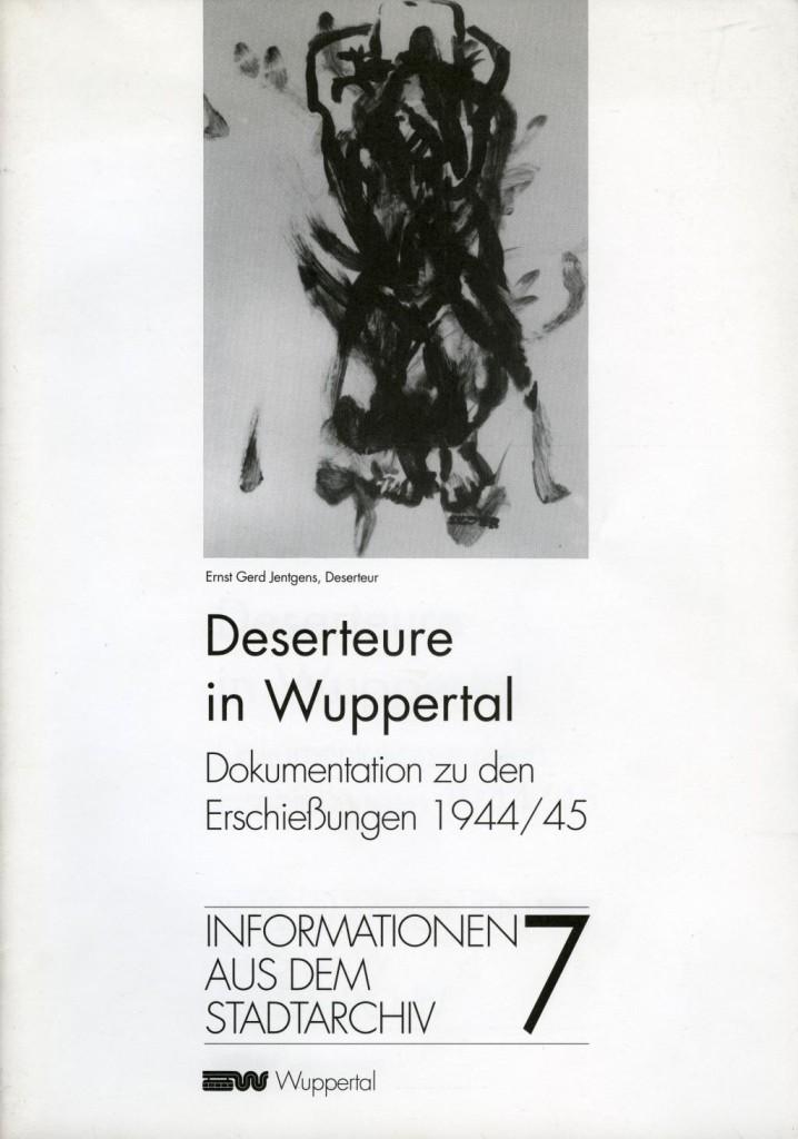 Dokumentation des Stadtarchivs Wuppertal, 1992: Quelle: Stadtarchiv Wuppertal