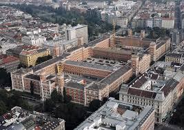 Die Roßauer Kaserne am Schlickplatz in Wien-Alsergrund, 2010:  Quelle: Bundesheer.at