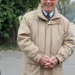 Richard Wadani vor der Feier 2014 (Foto: Archiv Personenkomitee)