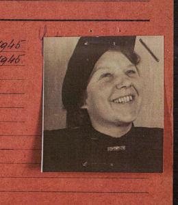 """Bild der Mutter von Edgar, Herta Ulsamer."""" Bildquellen: Dokumentationsarchiv des österreichischen Widerstands / www.doew.at"""