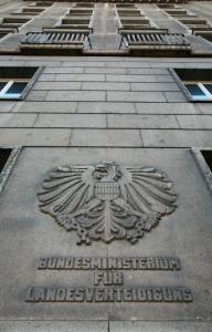 Eingang des Amtsgebäude Franz-Josefs-Kai 7-9 (Quelle: Alexander Wallner)