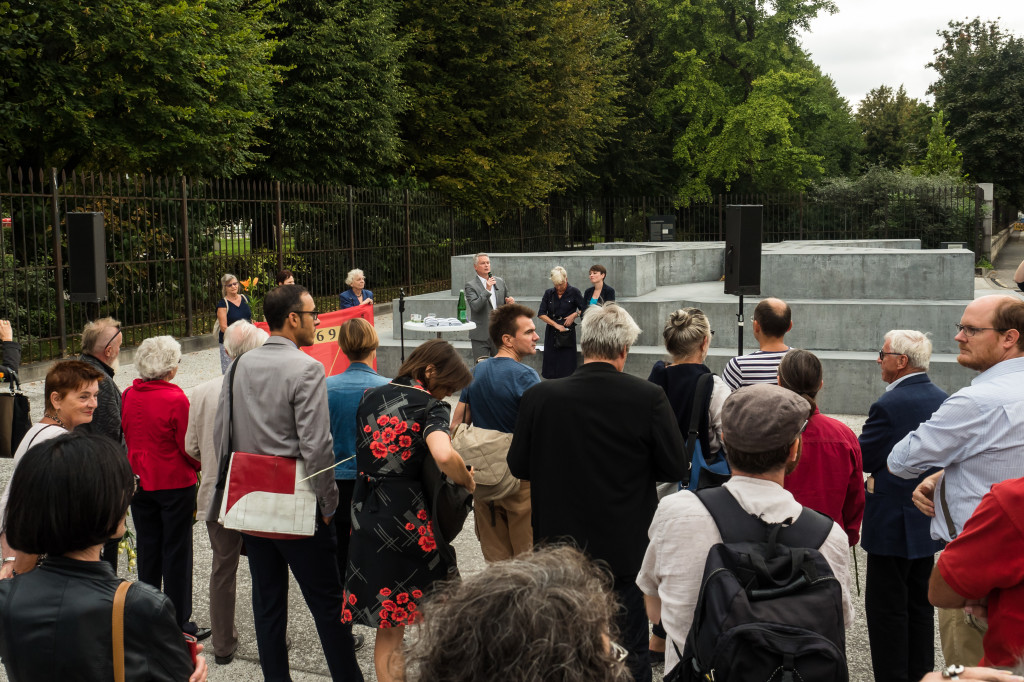 Gedenkfeier Ballhausplatz 2017